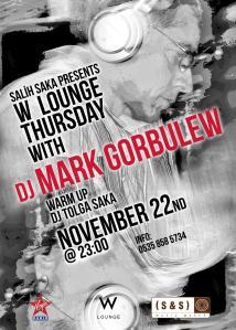 Mark Gorbulew:Istanbul